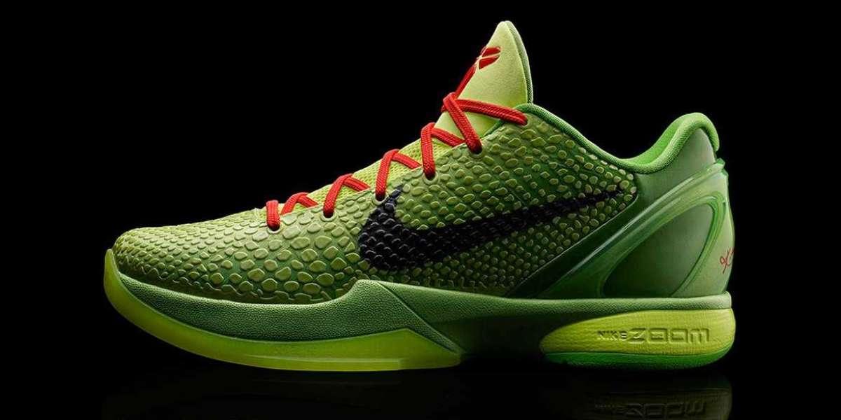 2020 Nike Kobe 6 Protro Grinch Coming Soon