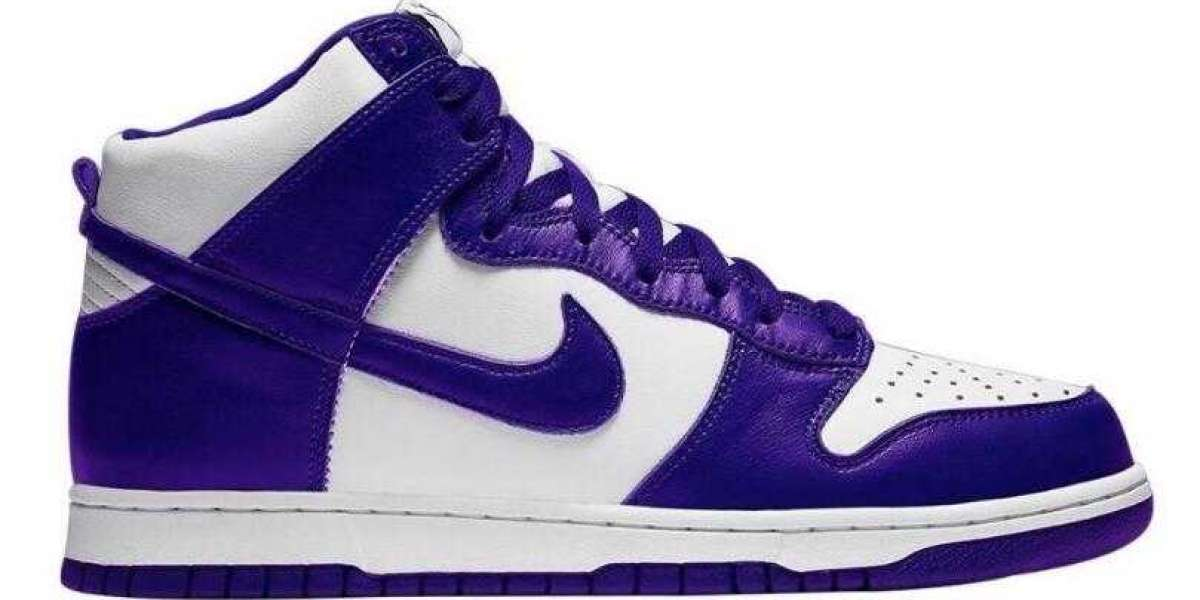 Nike Dunk High WMNS Varsity Purple to Releasing on December 3, 2020