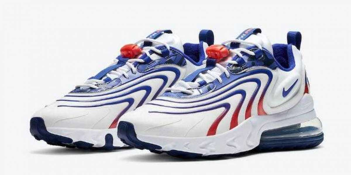New Brand Nike Air Max 270 React ENG USA Releasing Soon