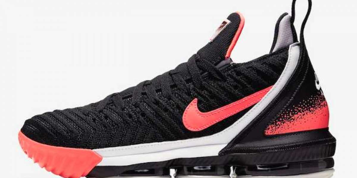 Nike LeBron 16---A better sneaker than Nike LeBron 17